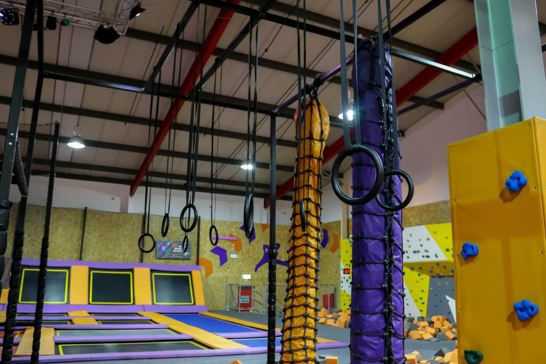 Adaptive Sessions | i-Jump Trampoline Park | Mansfield
